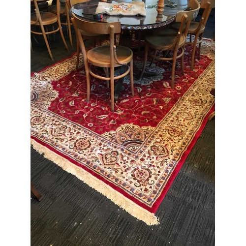 328 - Carpet square. 10' x 6' 3