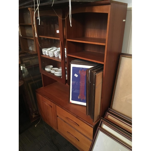 413 - 1970's Bookcase ( retro )...