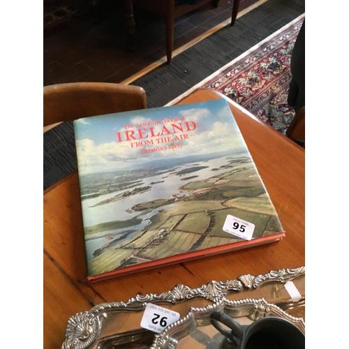 95 - Benedict Kiely Aerofilm bookof Ireland....