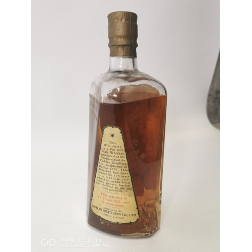 248 - Rare bottle of George Roe Irish Whiskey 16 Years Old Distilled and Bottles By The Dublin Distillers ...