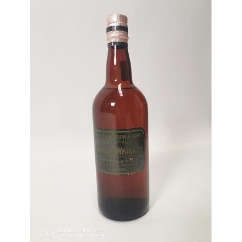 249 - Rare bottle of 1950's John Jameson Extra Quality Dublin Whiskey very old Matured on Sherry Casks W J...
