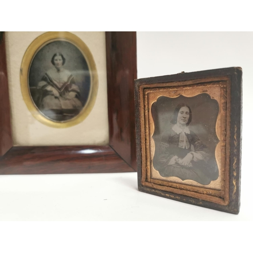 25 - Three 19th C. picture frames....