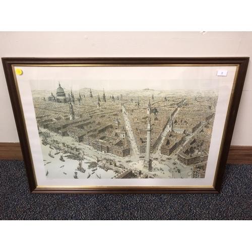 6 - Paul Draper, Wrens London,Large Print...