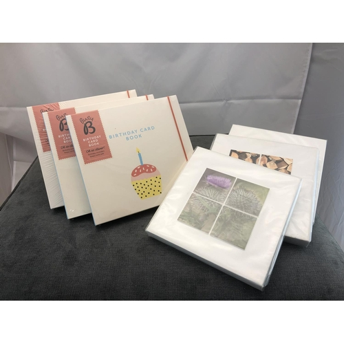 55 - Brand new birthday books and pictures...