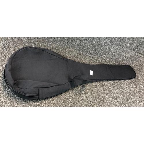 42 - Mandolin / Banjo small fabric guitar carry case 98 cm tall...