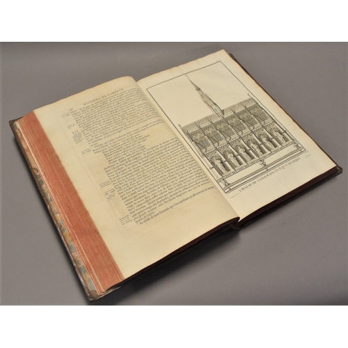22 - Bouillart (Dom Jacques), Histoire de l'abbaye royale de Saint Germain des Prez..., FIRST EDITION, 24...
