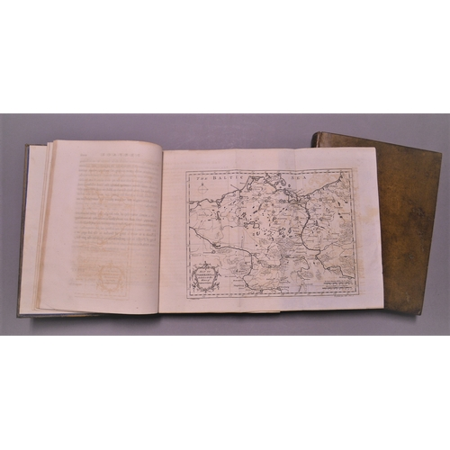 40 - Harte (Walter), The History of the Life of Gustavus Adolphus, King of Sweden, Sirnamed [sic] the Gre...