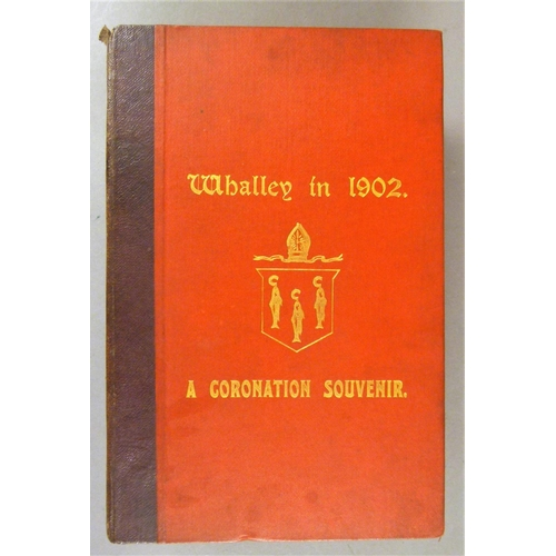25 - Lancashire.- Local History.- 31 vols on Lancashire history, dialect and folklore, 4to & 8vo, v.d....