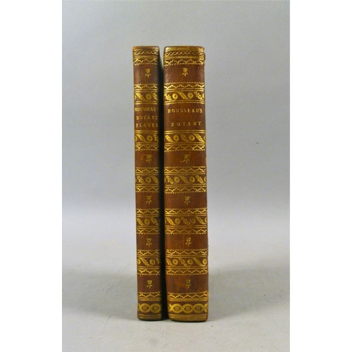 49 - Martyn (Thomas), LETTERS ON THE ELEMENTS OF BOTANY�, sixth edition, half-title, 1802: .- THIRTY-EIGH...