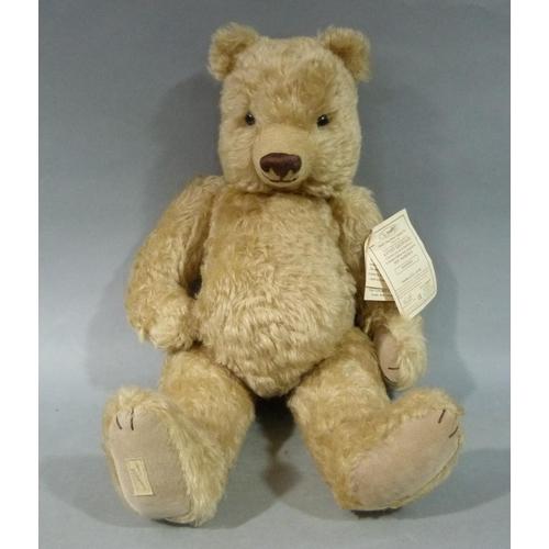 41 - A Deans limited edition artists showcase bear 'Raymond'...