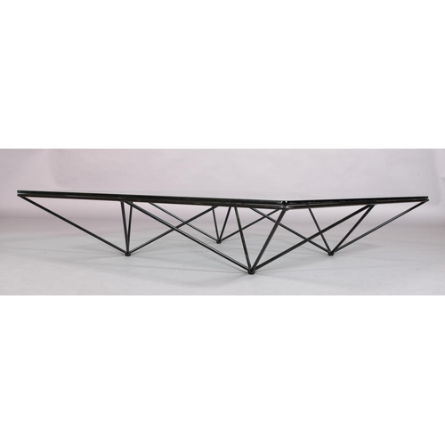 20 - Paulo Piva, Italy, an 'Alanda' coffee table for B & B, c.1980s...