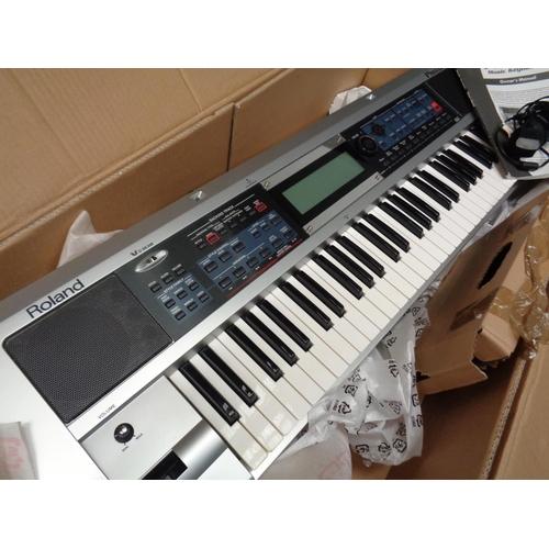 167 - Roland Prelude Keyboard - in good working order