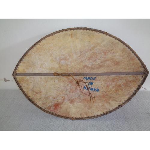 44 - African Shield - Made In Kenya (92cm length)