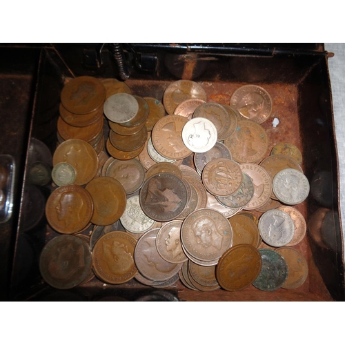 73 - Vintage UK Coin Collection & Cheshire Badge