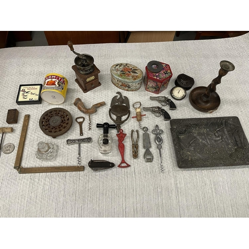 61 - Mixed Lot Inc Cork Screw Collection