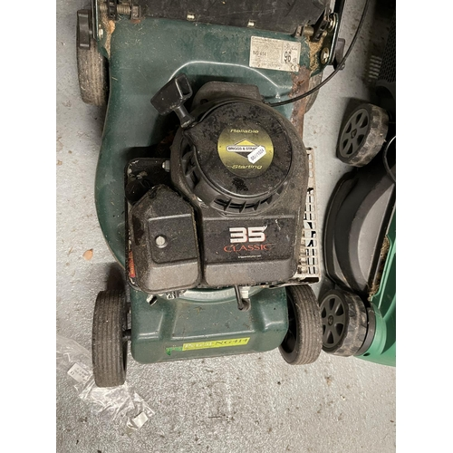 165 - RELIABLE CLASSIC PETROL MOWER AF