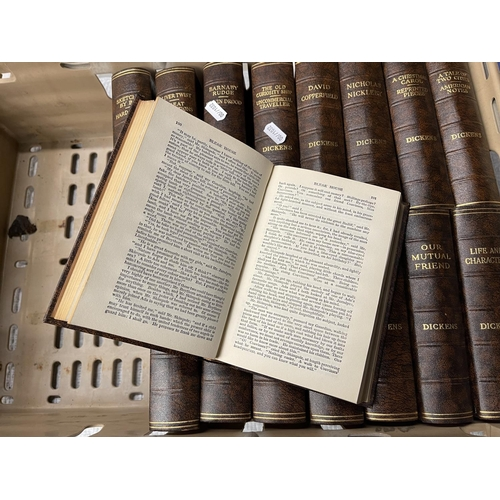 41 - COLLECTION OF DICKENS NOVELS