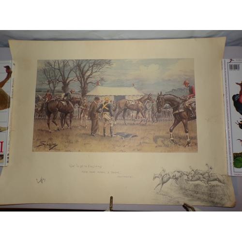 19 - horse racing prints 28