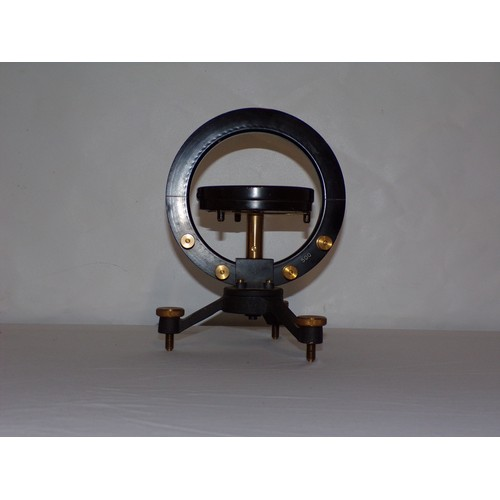 25 - Tangent Galvanometer  early 20th century by Phillip Harrison...