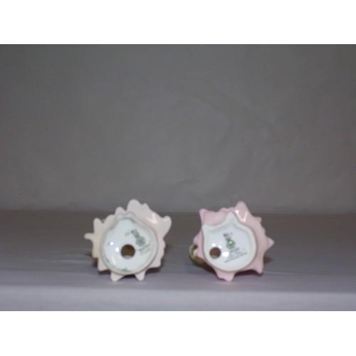 31 - Royal Doulton miniature figures x2...