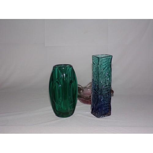 51 - collectable retro glass...