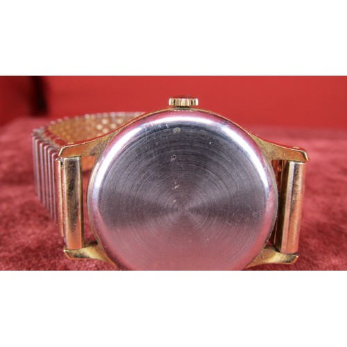 6 - VINTAGE GENTS 17 JEWELS  SMITHS ASTRAL WATCH IN W/O