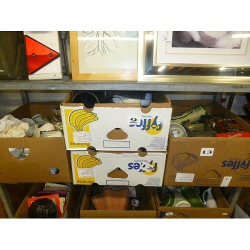 22 - 4 BOX LOTS...