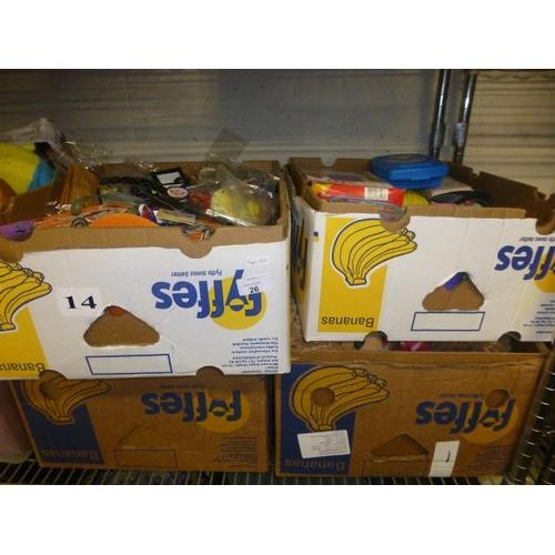 26 - 4 BOX LOTS...