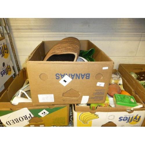 27 - 3 BOX LOTS...
