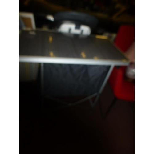 630 - 2 CAMPING TABLES