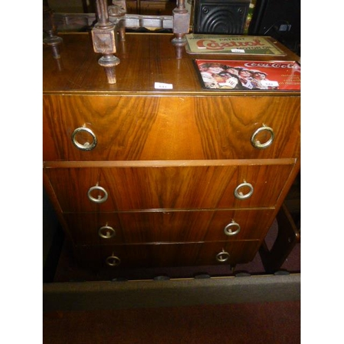 641 - RETRO CHEST OF DRAWERS