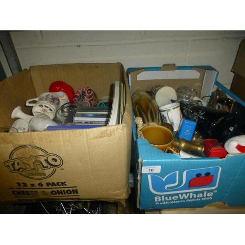 10 - 2 BOX LOTS