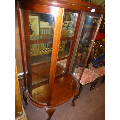 523 - CHINA CABINET (NEEDS ATTENTION)...