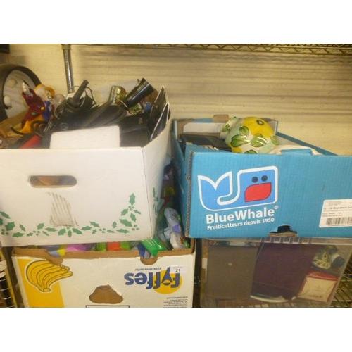 21 - 2 BOX LOTS...