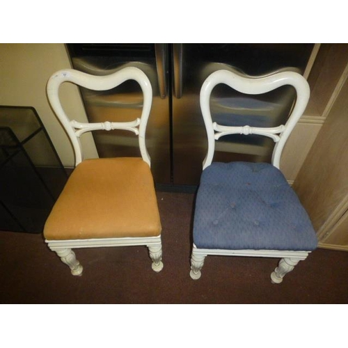 57 - 2 CHAIRS...
