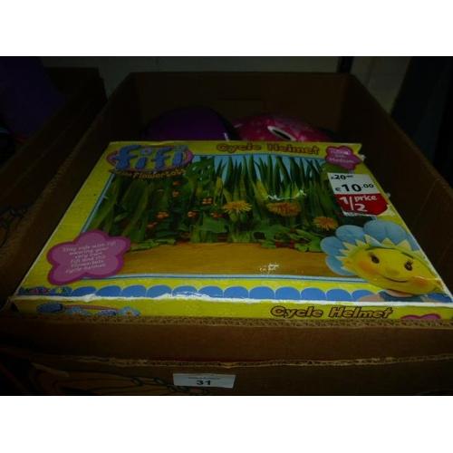 31 - BOX LOT...