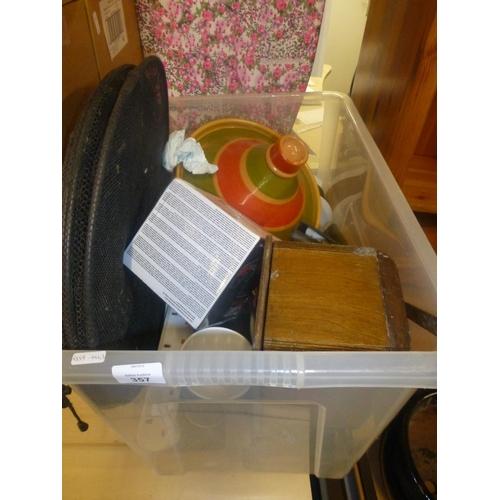 357 - LARGE BOX LOT...