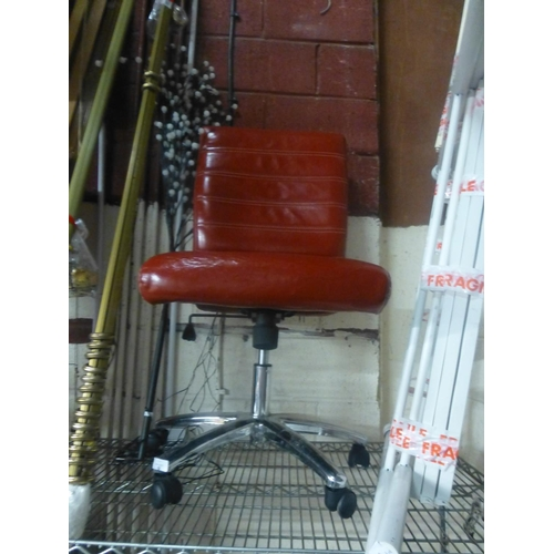9 - OFFICE CHAIR...