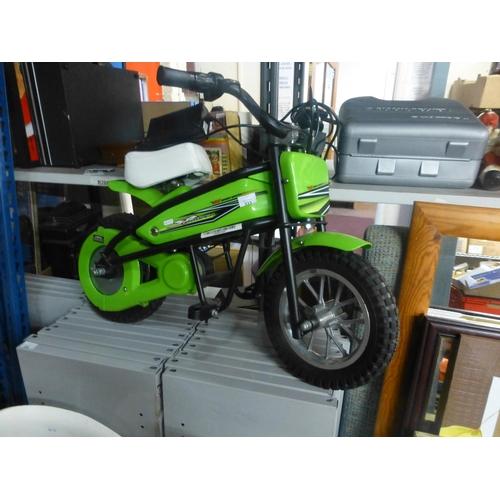 333 - ELECTRIC MOTORBIKE (PT)...