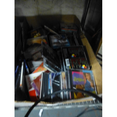 47 - 2 BOXES OF CD'S...