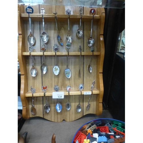 131 - SPOON COLLECTION