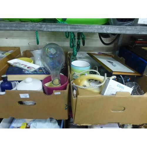 17 - 2 BOX LOTS