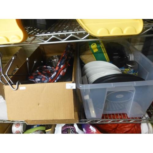 27 - 3 BOX LOTS