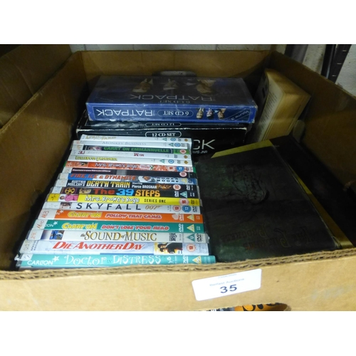 35 - BOX LOT