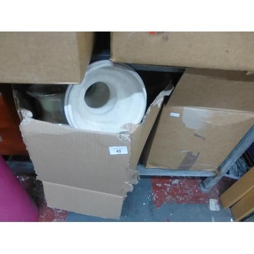 45 - 2 BOX LOTS