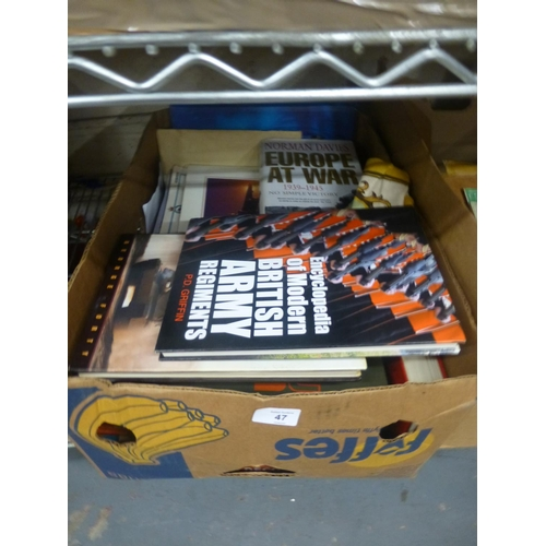 47 - BOX LOT