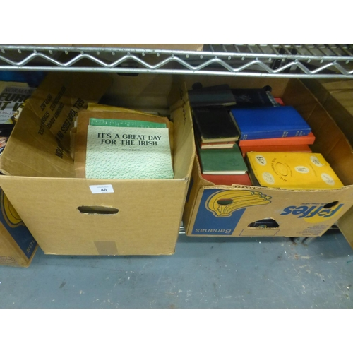 48 - BOX LOT