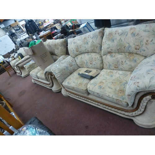 541 - 3 2 1 FABRIC SUITE (JH)...