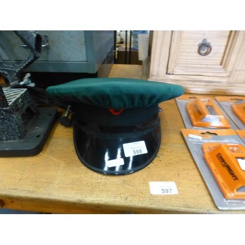 598 - RUC CAP...