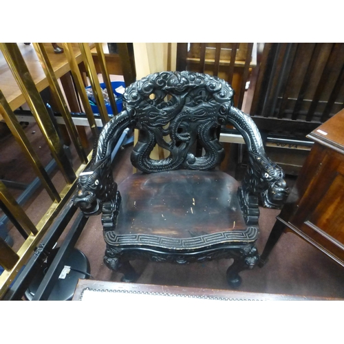 630 - CHINESE CHAIR...